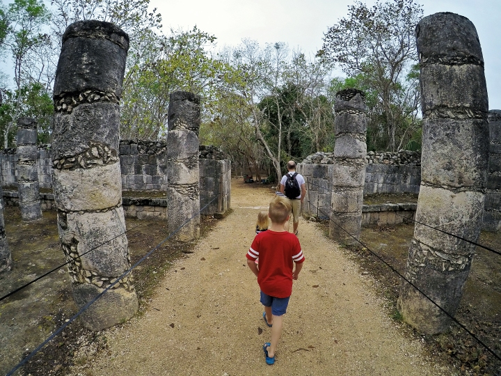 The 5 Globetrotters guide to Chichen Itza