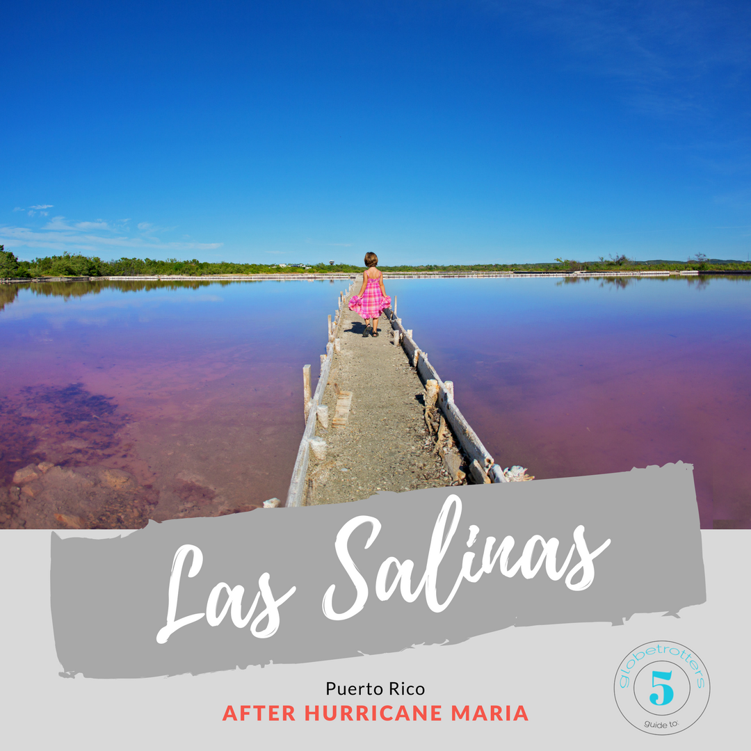 Las Salinas after Hurricane Maria