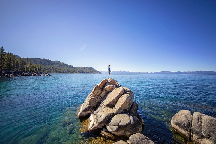 RV Life – week 10 – Lake Tahoe
